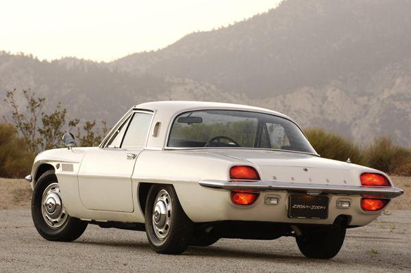 1967 Mazda Cosmo Rear